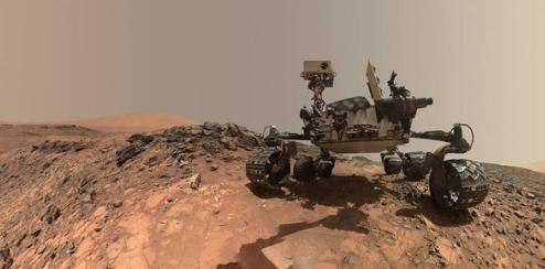 NASA宣布在火星上发现了3种有机分子